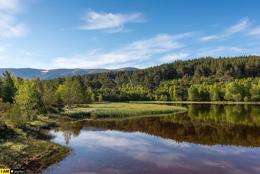 Aviemore, Loch Morlich