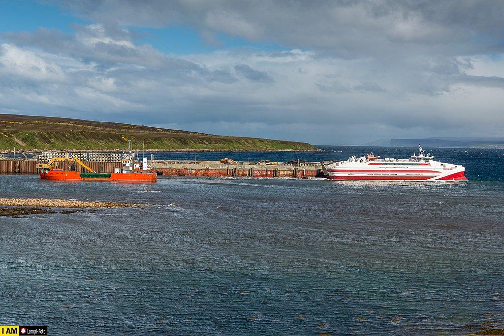 Dunnet, Gills Pier