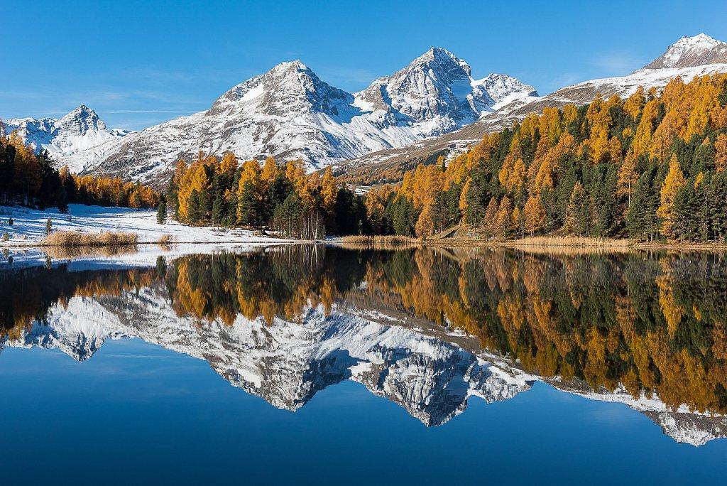 St. Moritz, Lej da Staz