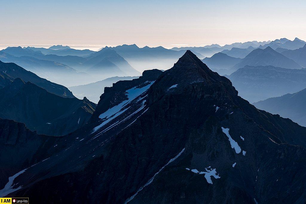 Adelboden, Gsür 2708 m