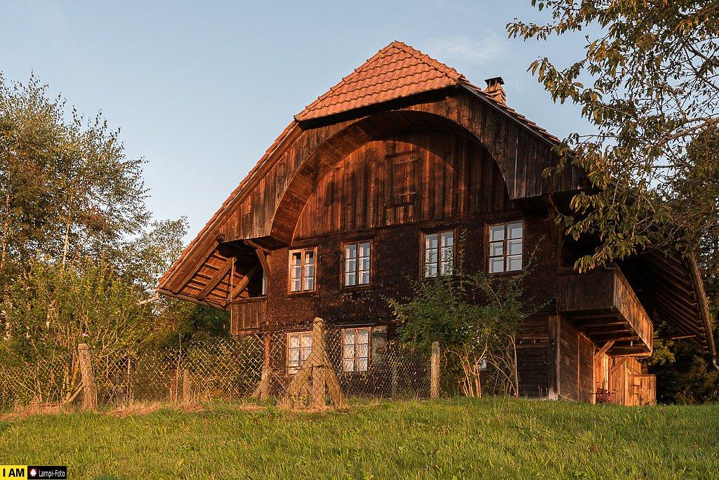 Altes Bauerhaus bei Wahlern