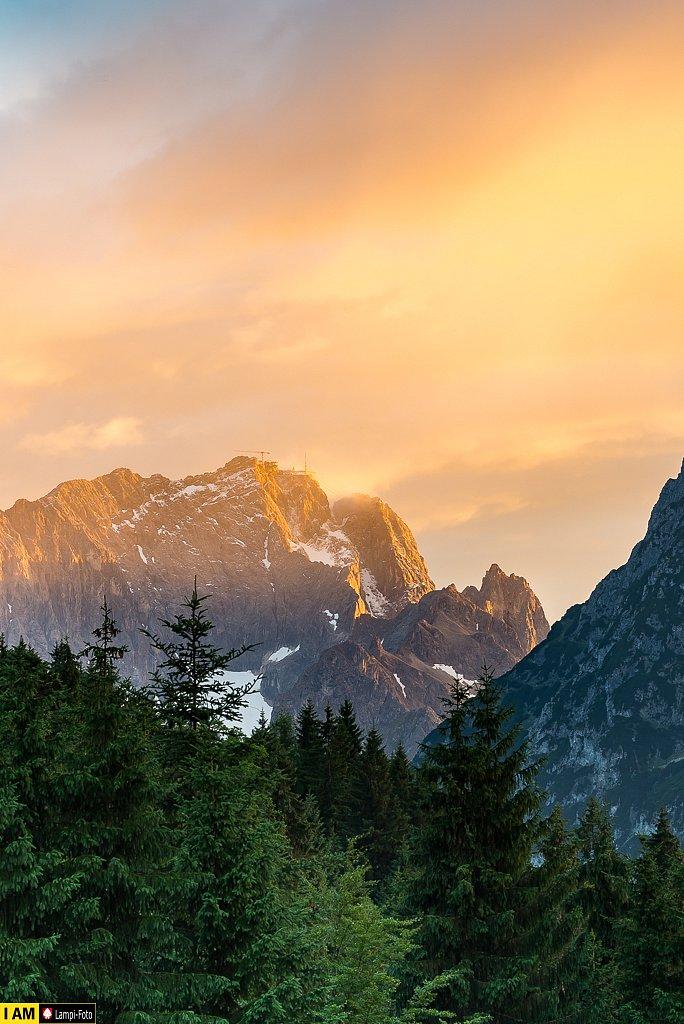 Zugspitze (2962 m)