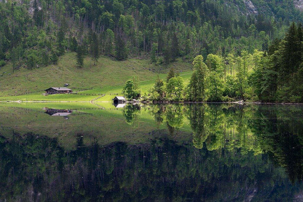 Obersee, Fischunkelalm