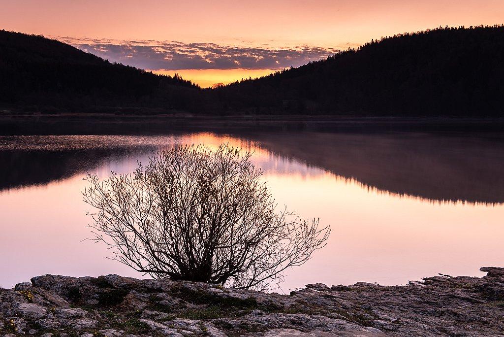 Le Frasnois, Lac de Narlay