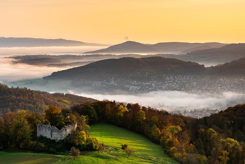 Füllinsdorf, Alteberg und Sonnenberg