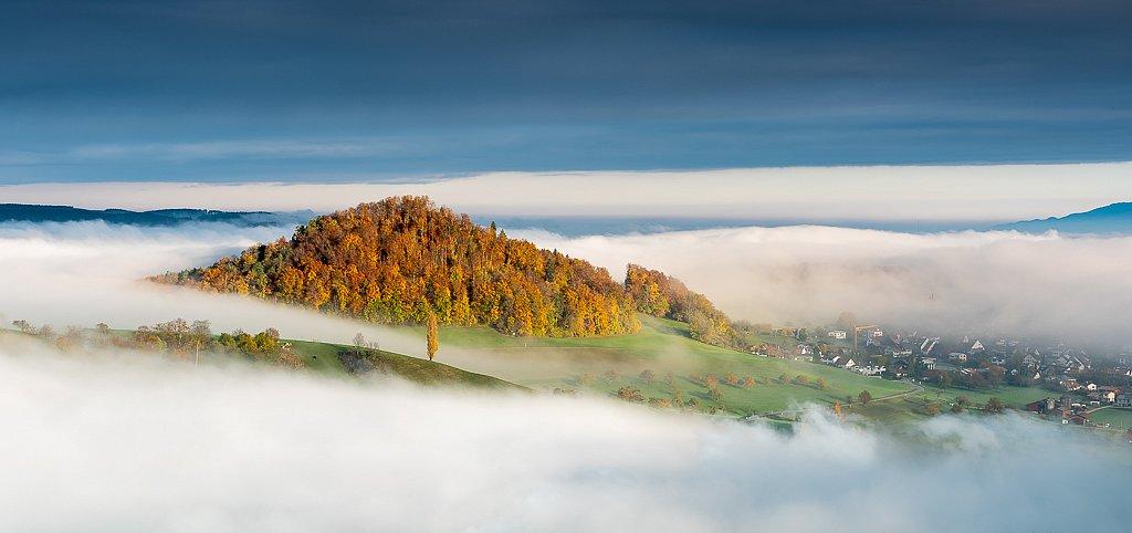 Arboldswil, Chastelen