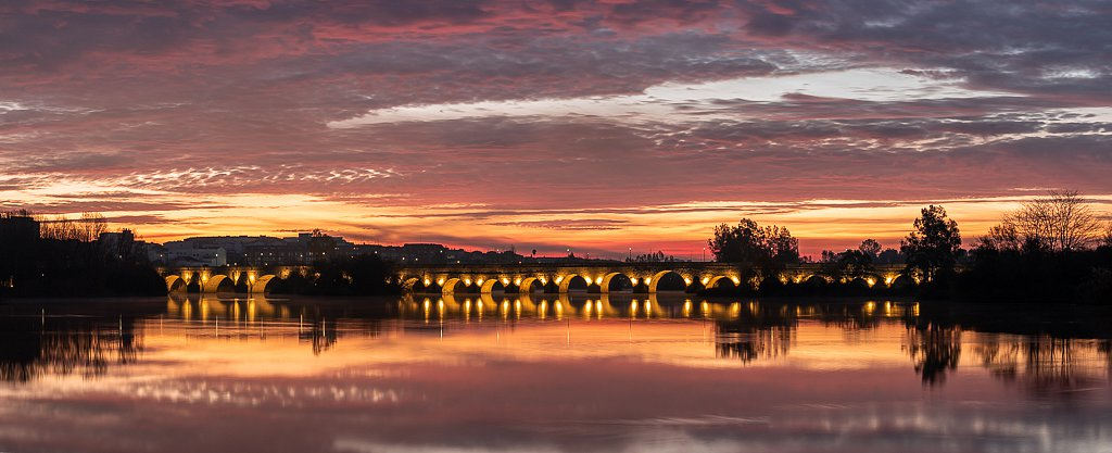 Mérida, Puente Romana