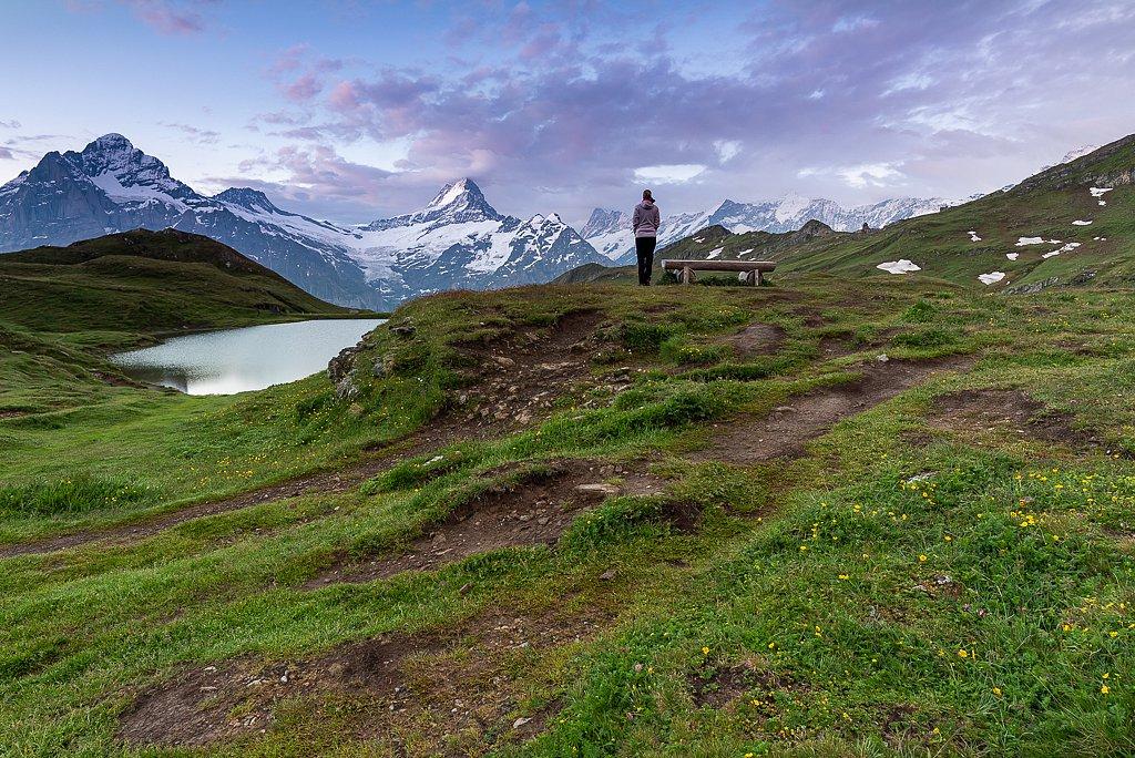 Grindelwald, Bachalpsee